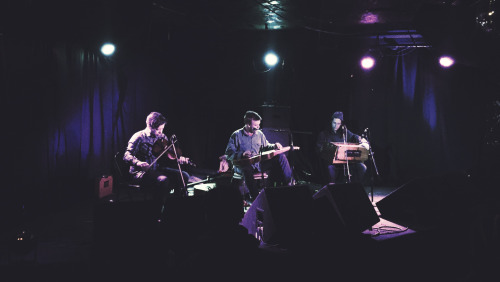 AUDIO | Daniel Bachman & Friends @ Empty Bottle 2/3/17