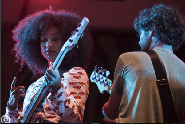 VIDEO | Chris Thile & Esperanza Spalding Join Snarky Puppy @ Ground Up Music Festival