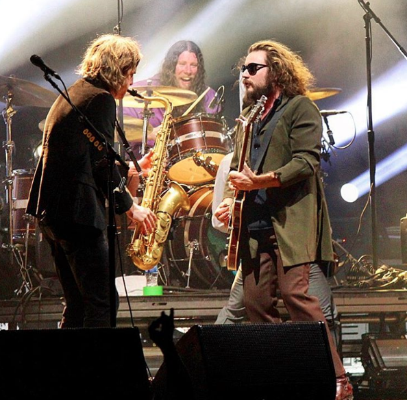 My Morning Jacket Gets Serious On Holiday | One Big Holiday in Review & Video