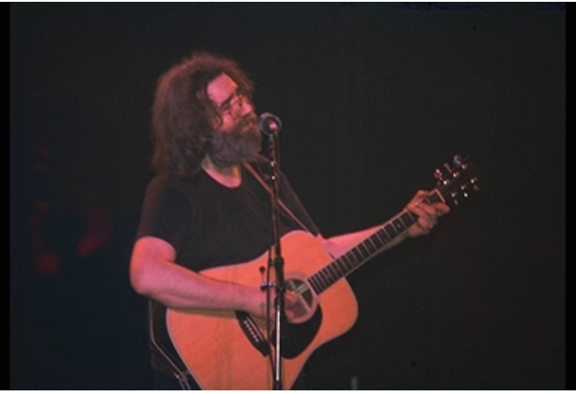 VIDEO | Jerry Garcia's Only Solo Performance As A Member Of Grateful Dead