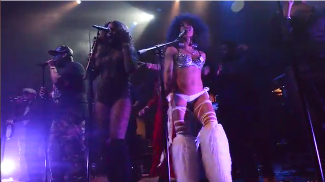 VIDEO | George Clinton & Parliament Funkadelic @ Thalia Hall 2/19/17