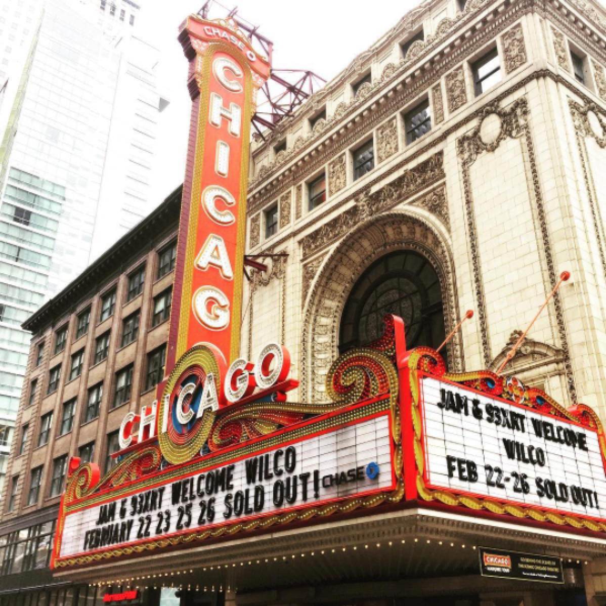 Setlist / Video | Wilco @ Chicago Theatre 2/23/17