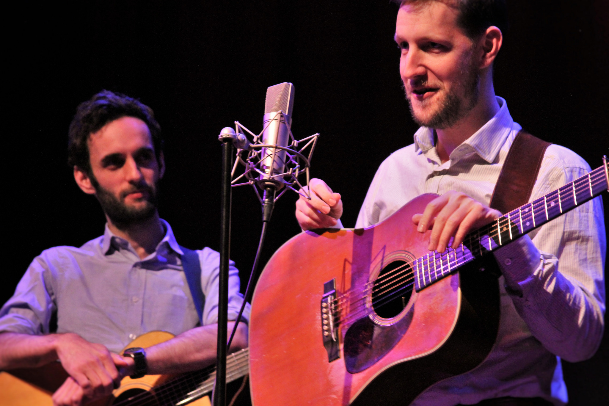 REVIEW | Julian Lage & Chris Eldridge @ Old Town School Of Folk Music 2/26/17