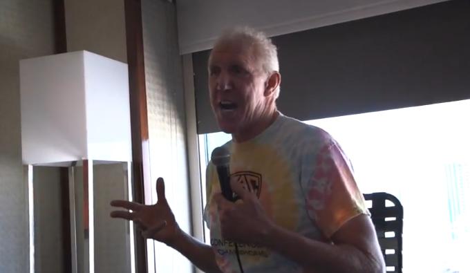 Bill Walton Defends Donna, Recounts Legendary Dick Latvala Tale In Far-reaching Podcast