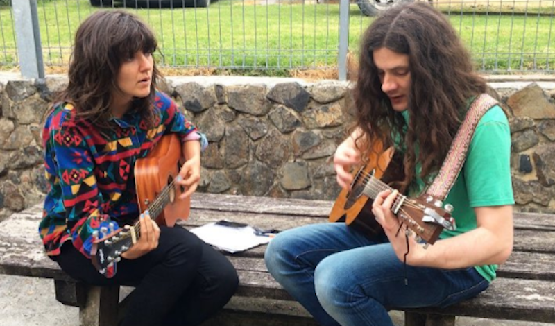 Kurt Vile & Courtney Barnett Are Making A Record