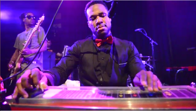 VIDEO | Robert Randolph Offers Old & New At Lincoln Hall 3/17/17