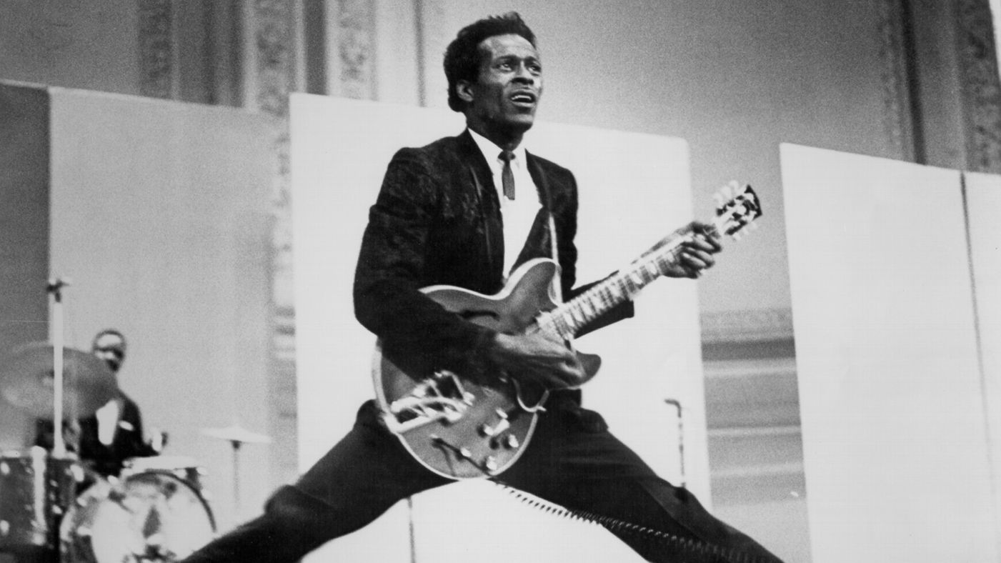 18 Artists Performing 18 Different Chuck Berry Songs