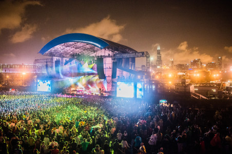 Phish Announces Chicago 2017 Run At Northerly Island, But What's Up With The Venue?