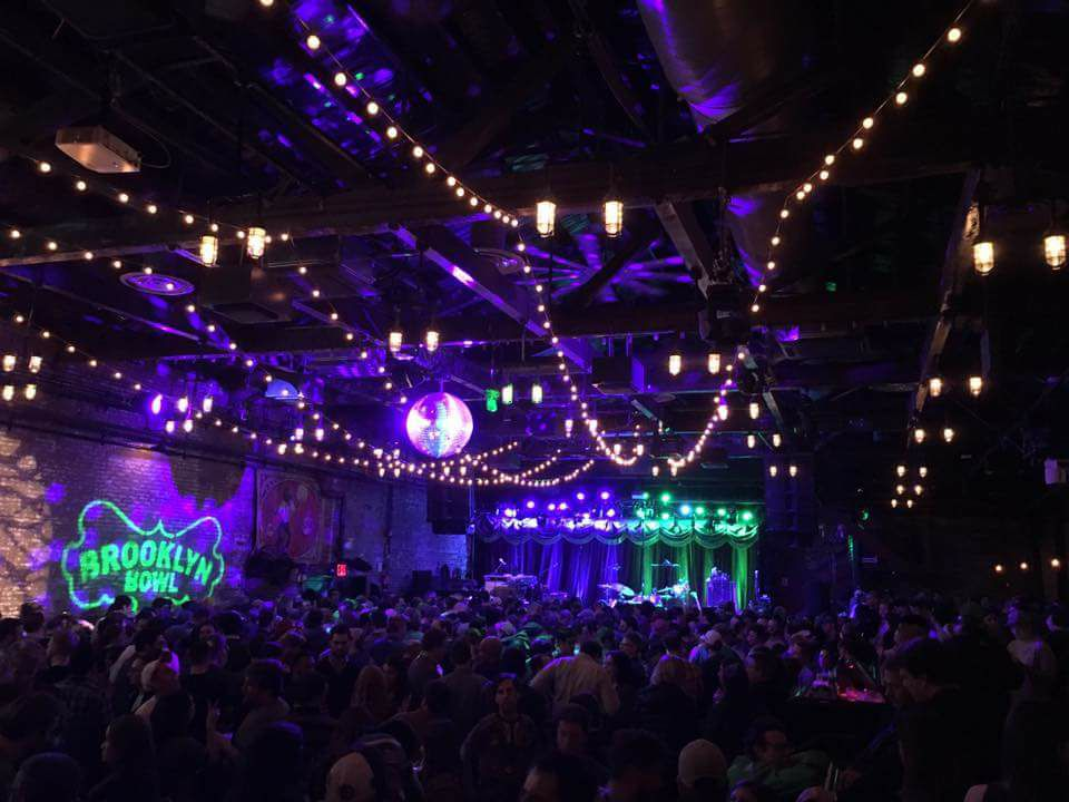 The Great JRAD Brooklyn Bowl Media Roundup