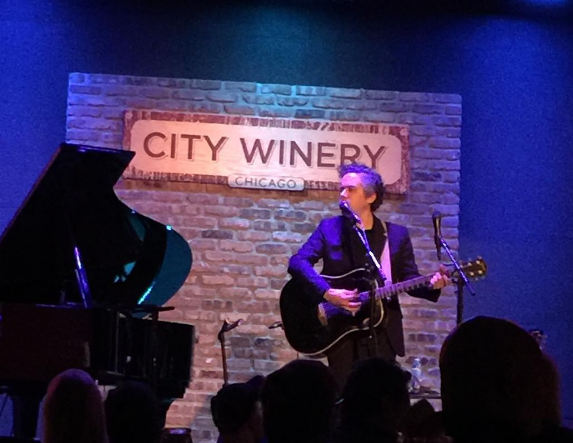 Review / Setlist | M. Ward @ City Winery 3/27/17