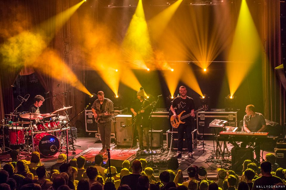 REVIEW / VIDEO   Spafford & Mungion @ Bluebird Theater 4/1/17