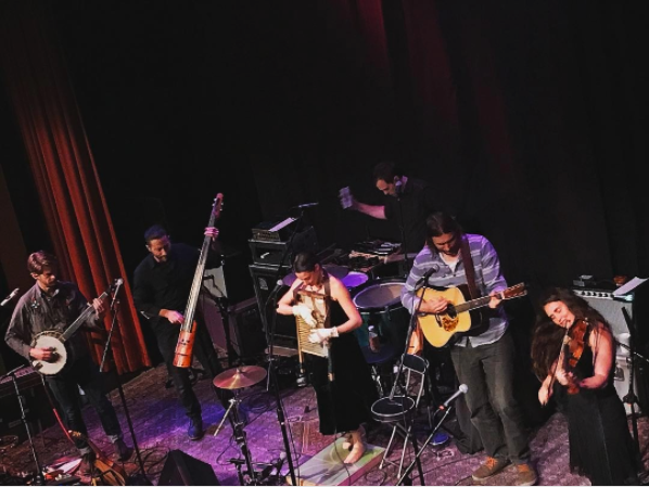 Review | Elephant Revival @ Old Town School Of Folk Music 4/9/17