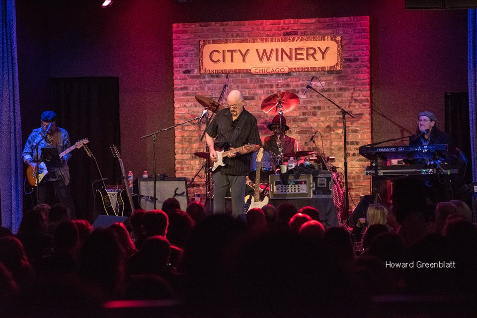 Setlist / Photos / Video | Dave Mason @ City Winery 4/11/17
