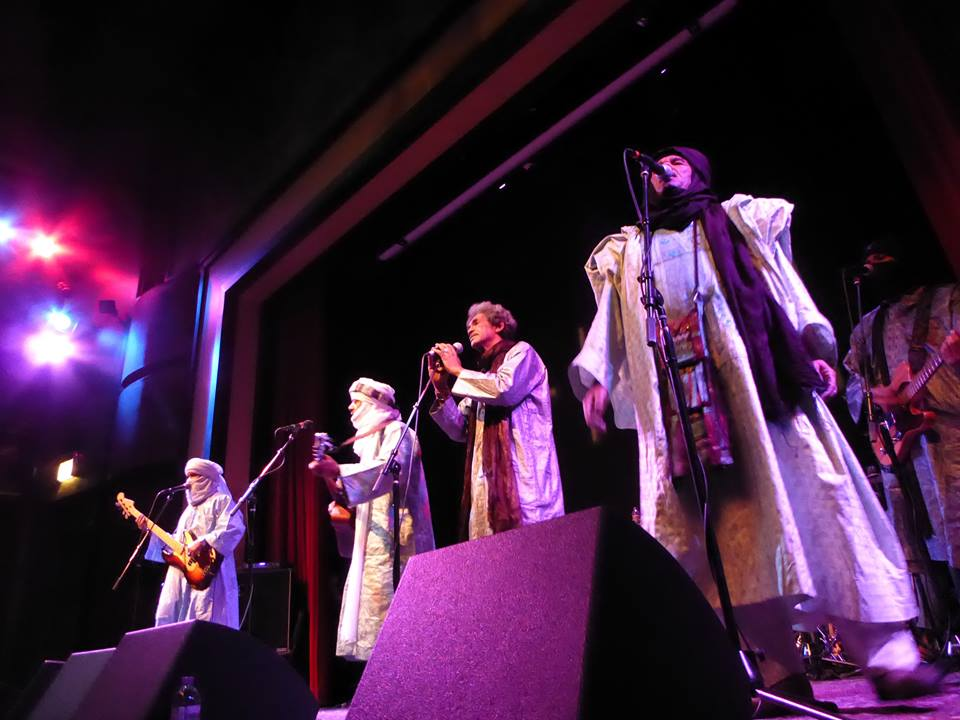 Setlist / Photos / Video | Tinariwen @ Old Town School  4/11/17