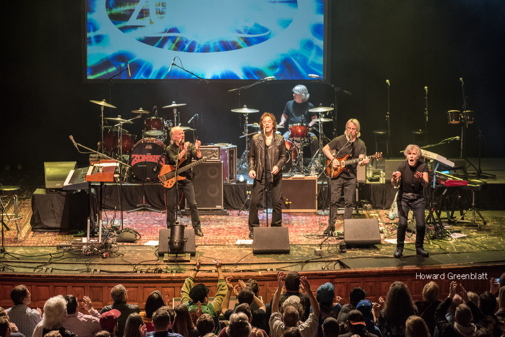 Review & Photos | The Zombies @ Thalia Hall 4/13/17