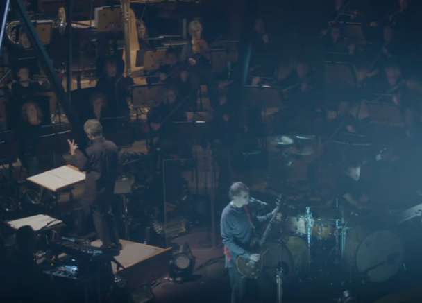 On TV | Sigur Ros & Los Angeles Philharmonic Perform Full Set