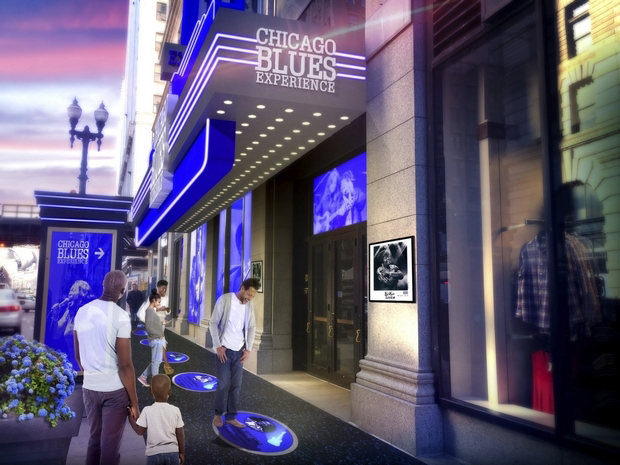 Chicago Blues Museum Coming To The Loop In 2019