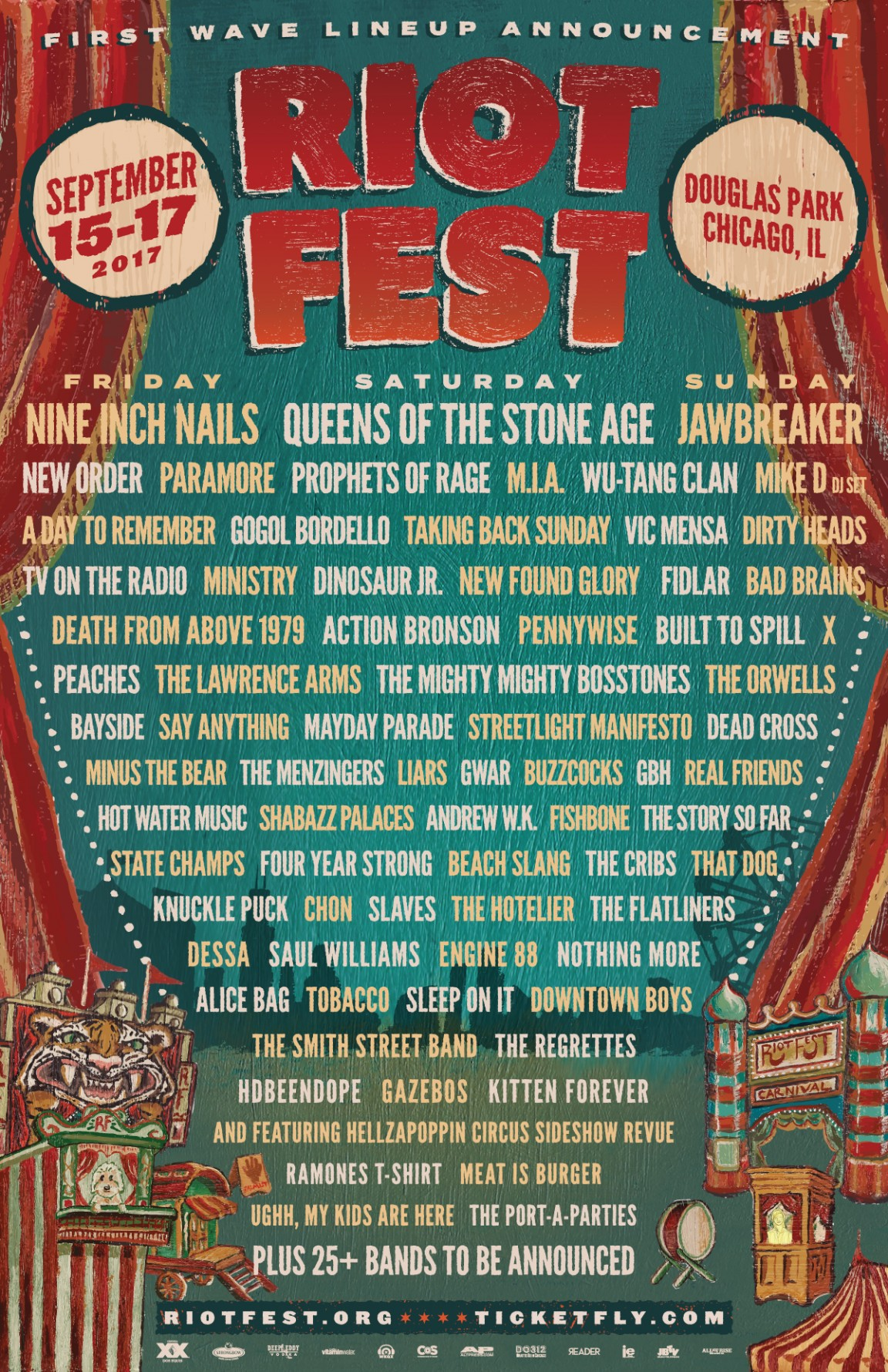 FESTIVAL WATCH | Riot Fest