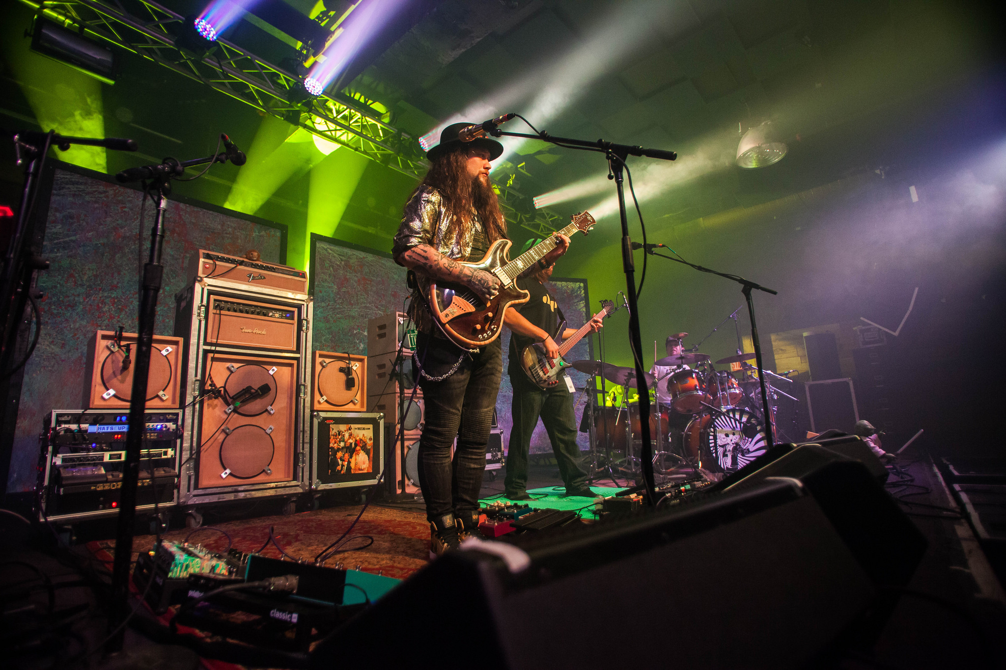 Who Is Twiddle? Chicago 2017 In Review and Media