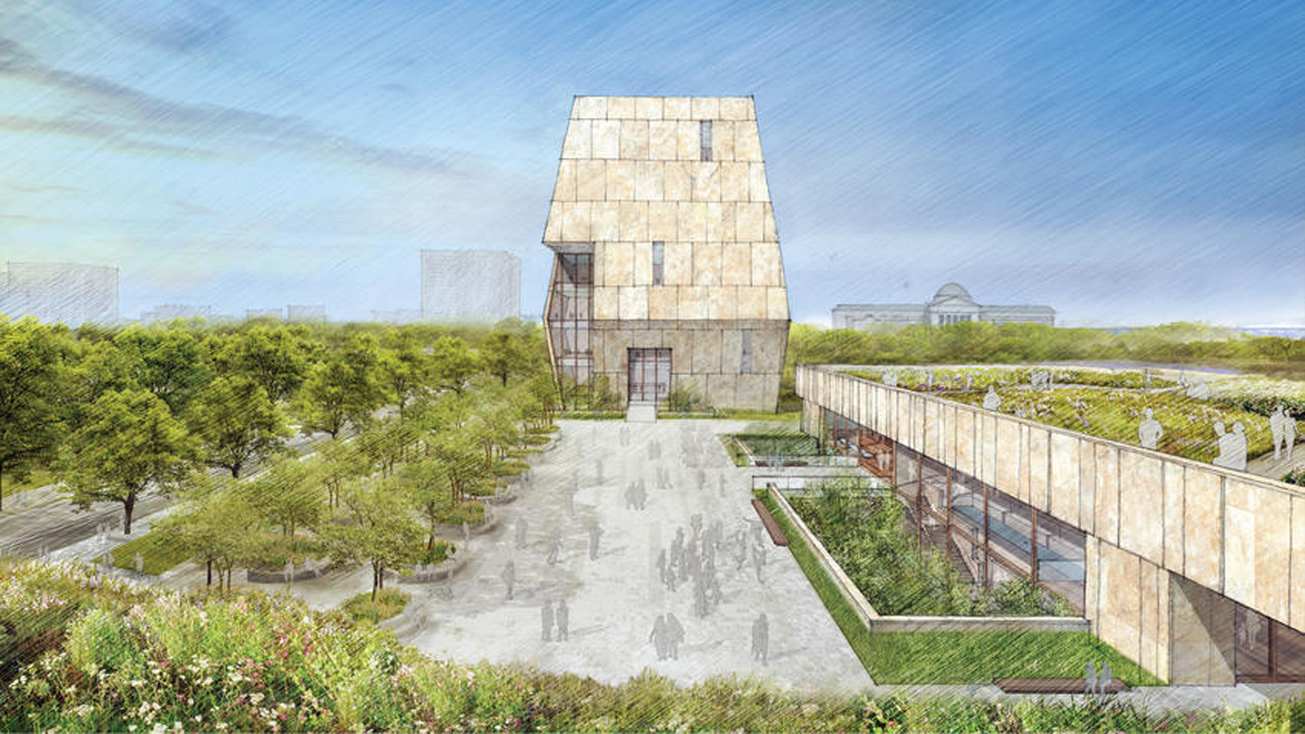 The Obama Presidential Library Could Include Recording Studio