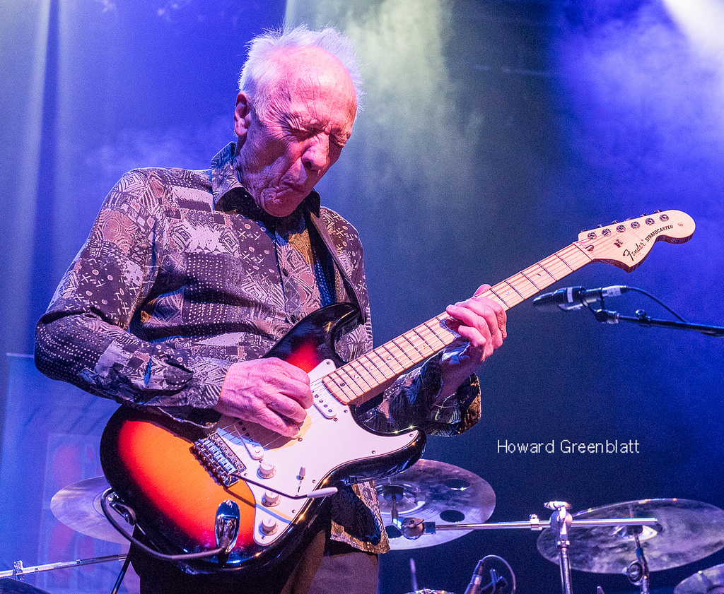 Review / Photos | Robin Trower @ Copernicus Center 4/29/17