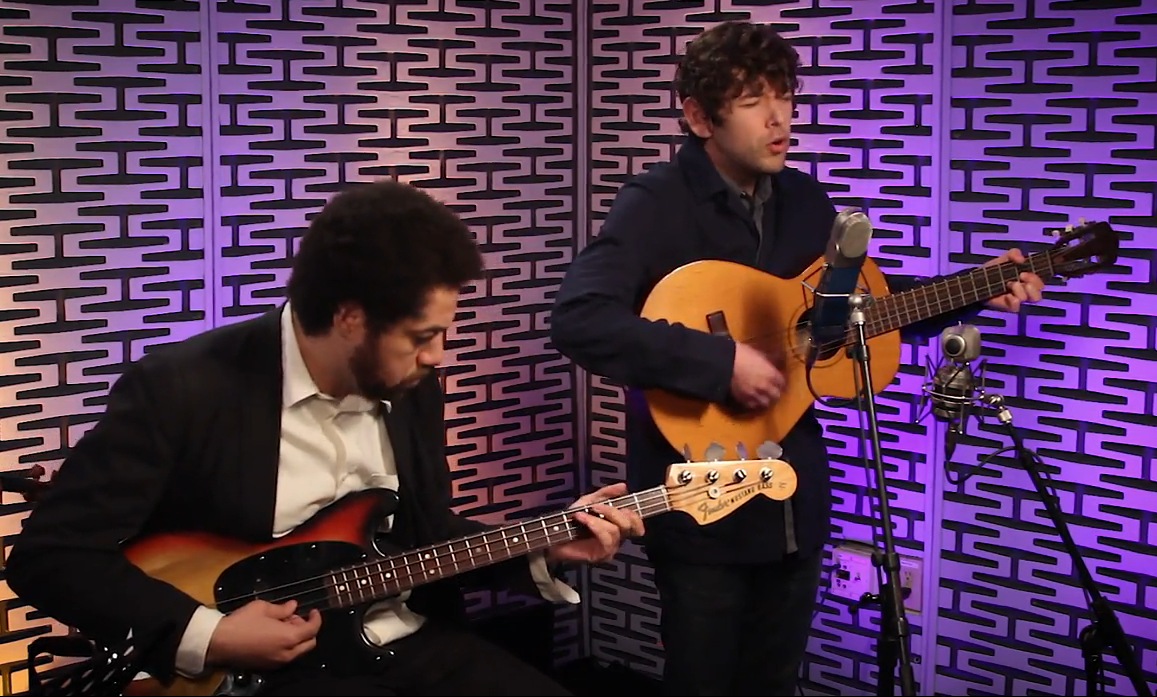Danger Mouse And Sam Cohen Play Two Gorgeous Covers On Conan