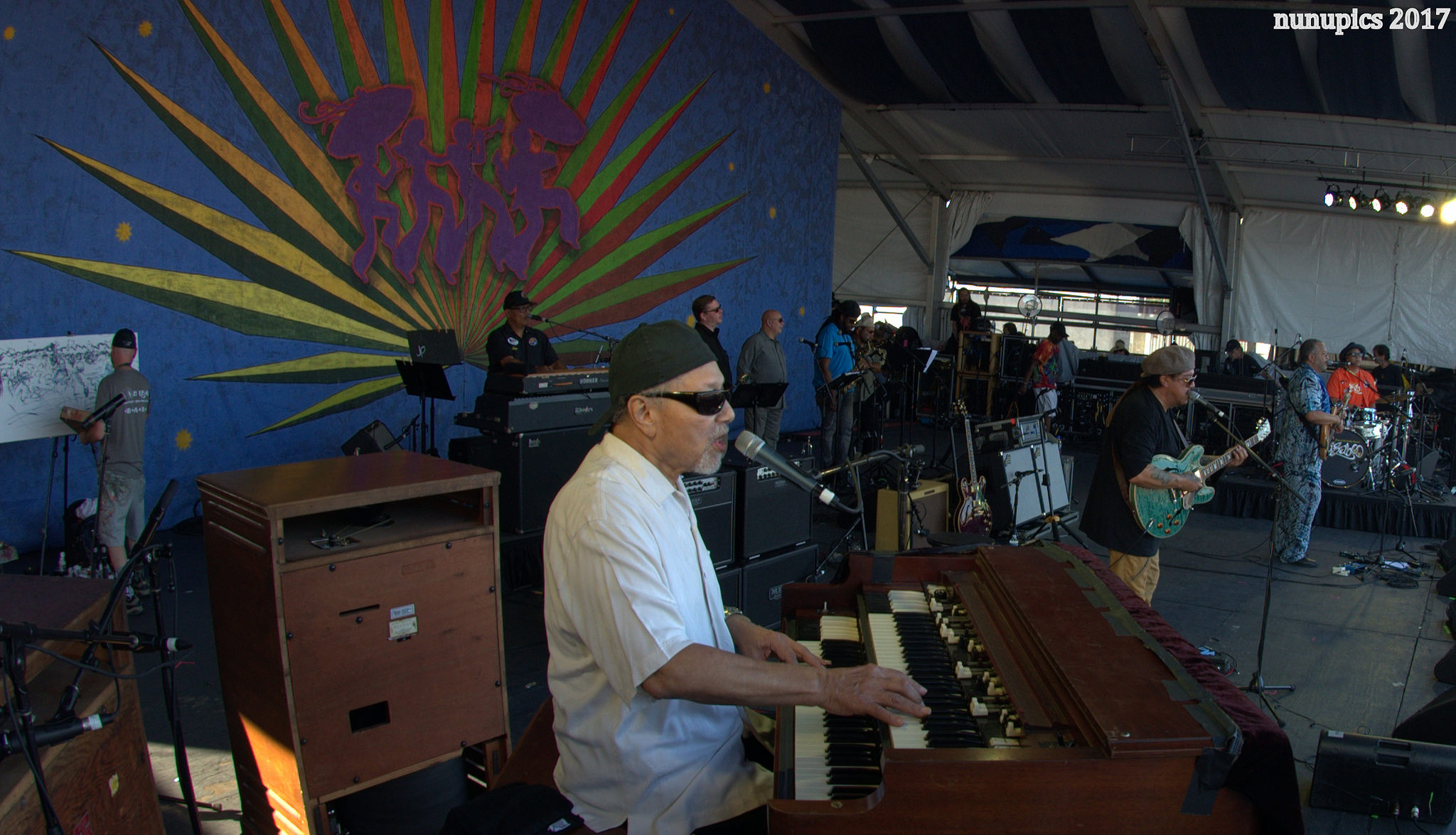 Photos / Video | The Meters Celebrate 50 at Jazz Fest