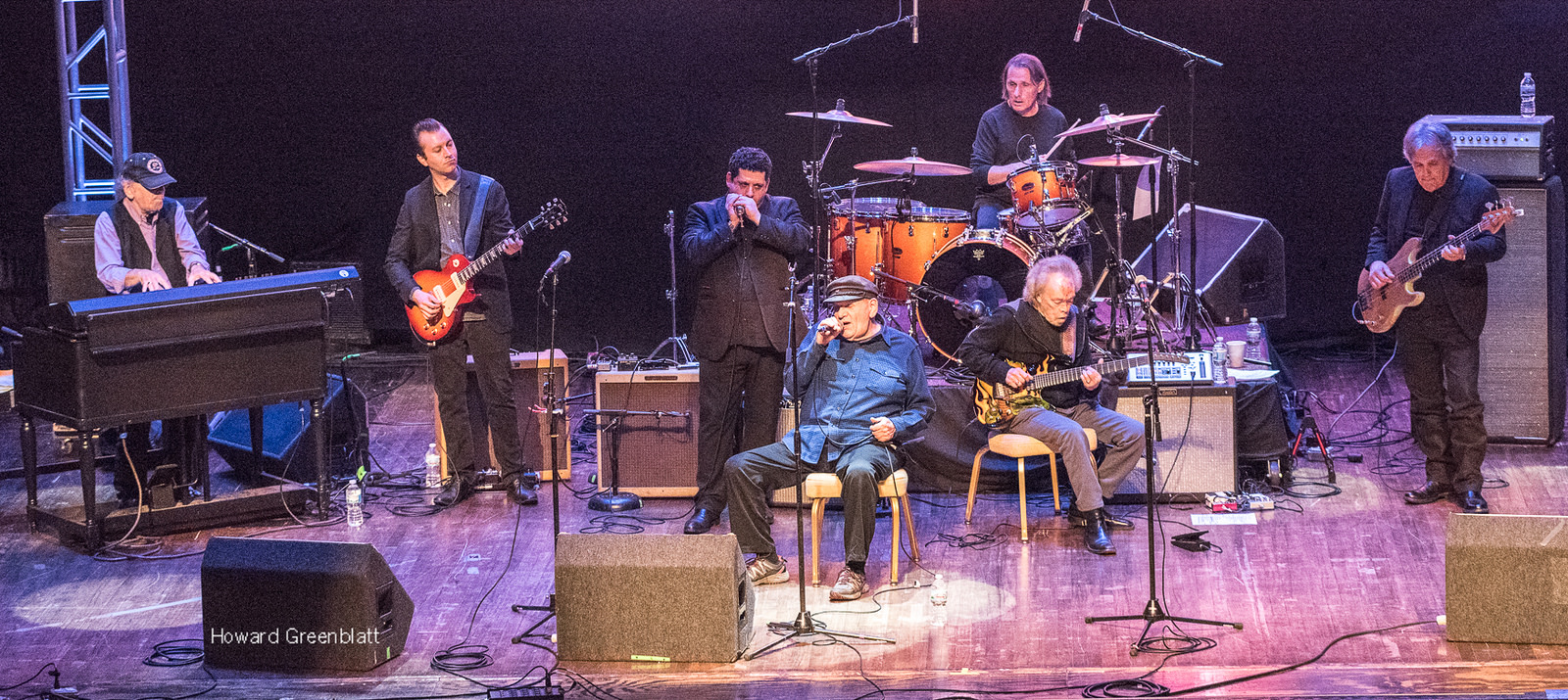 Photos / Recap | Chicago Blues Reunion @ Arcada Theater 5/12/17