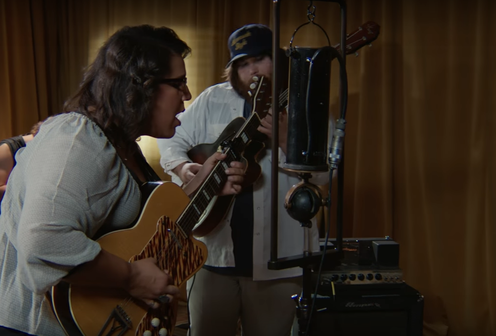 "Watch The Alabama Shakes Cover 1940s Song ""Killer Diller"""