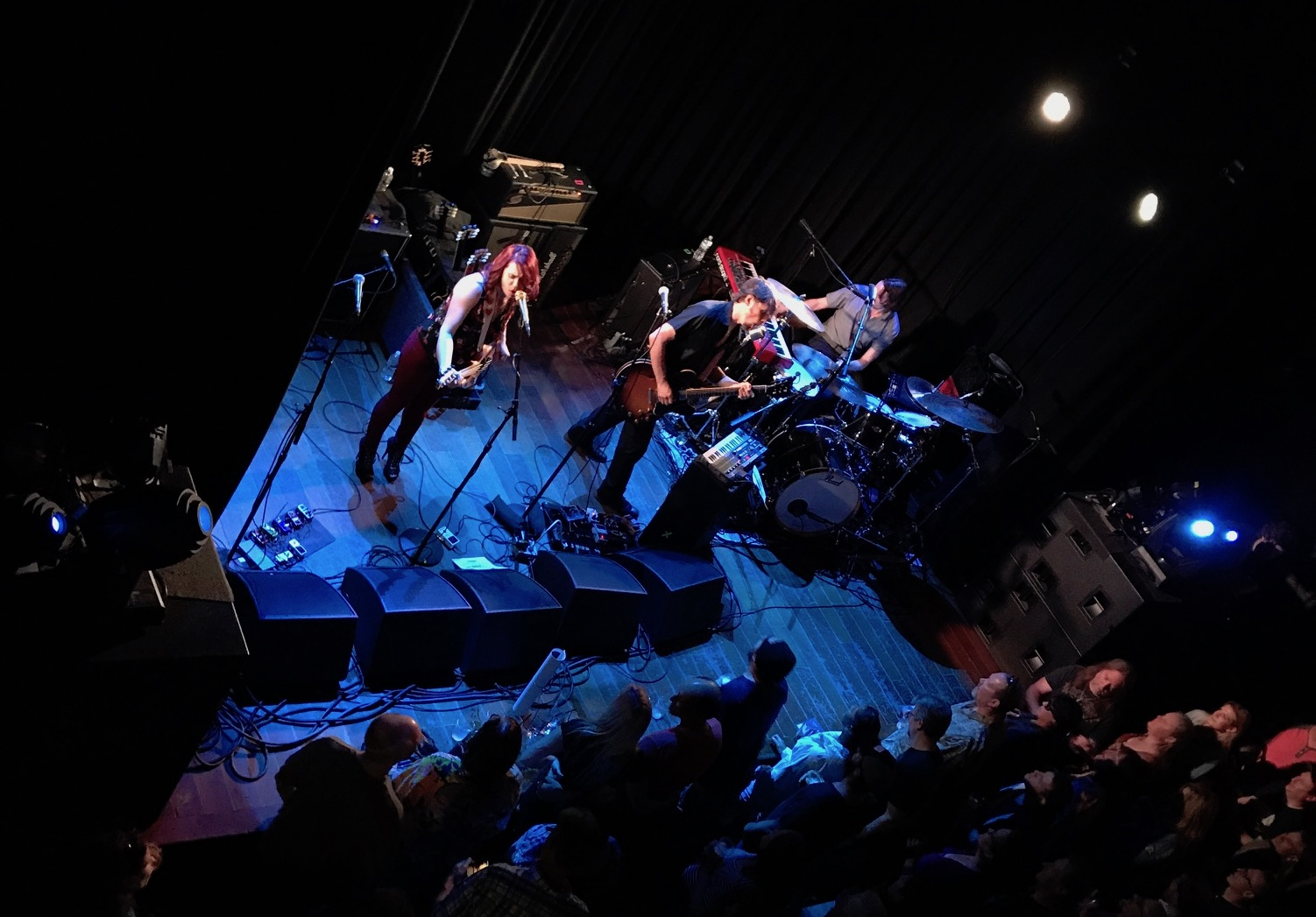 Review   North Mississippi All Stars @ Lincoln Hall 5/18/17