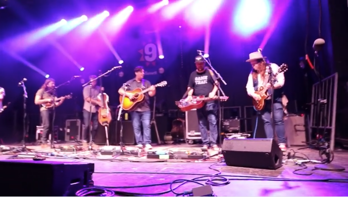 WATCH: Greensky Bluegrass Welcomes Marcus King in Gregg Allman Tribute -