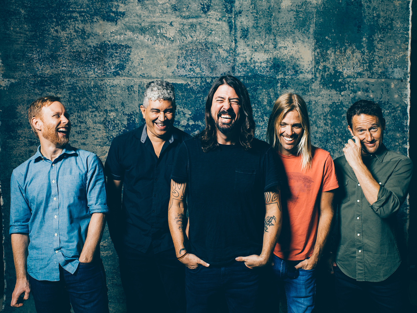 Watch Foo Fighters Debut Three New Songs Live In Iceland