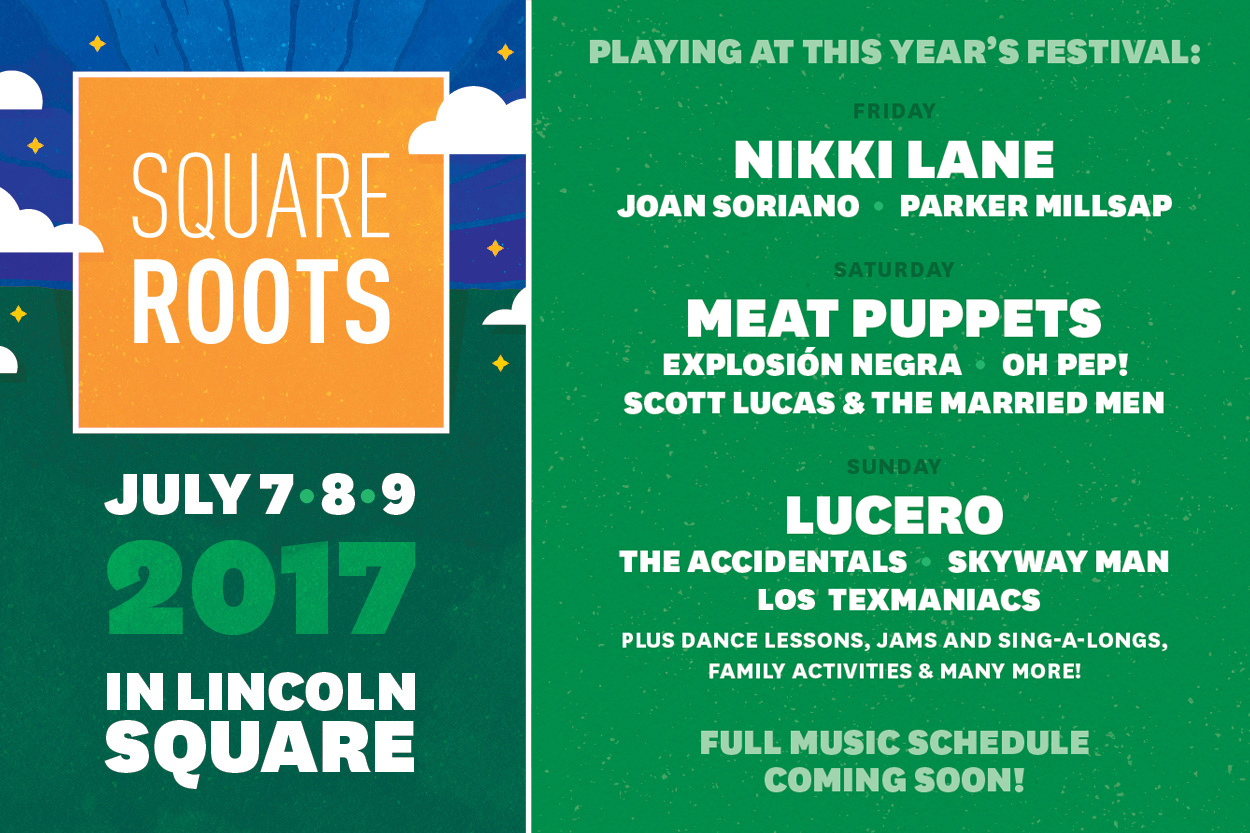 FESTIVAL WATCH | Square Roots Festival