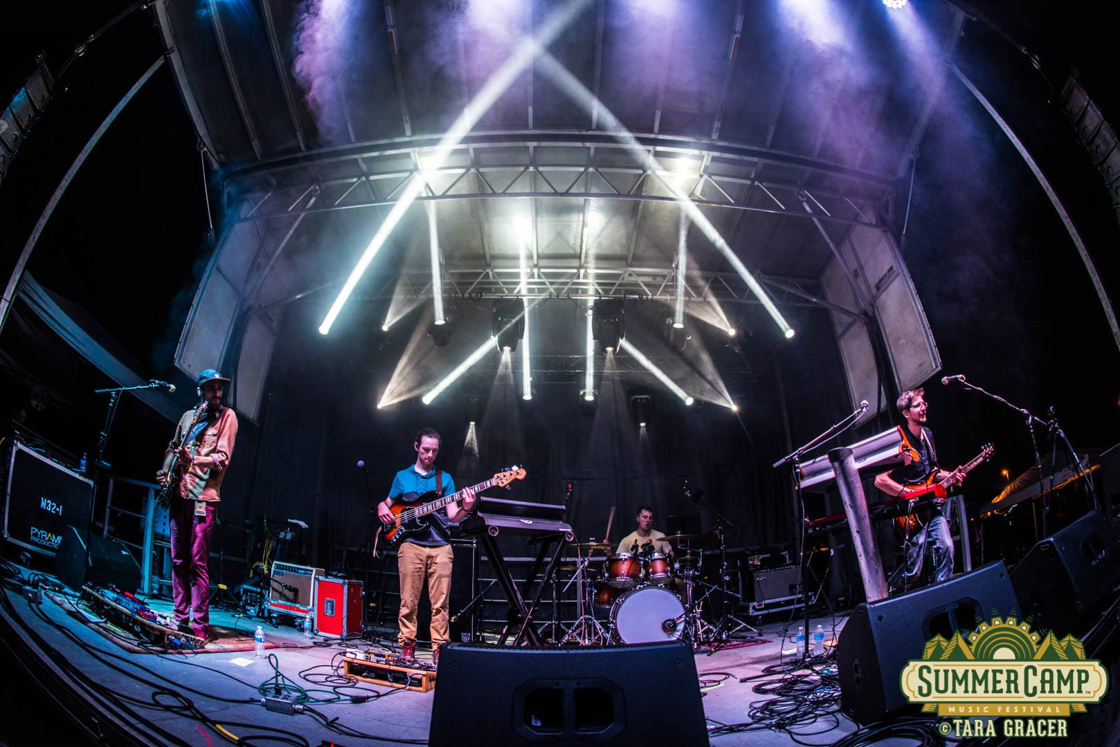 More Than Just Jam: Reflecting on Summer Camp with Aqueous