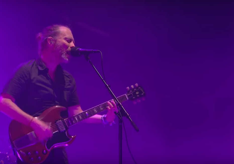 On TV | Radiohead's Full Coachella Set