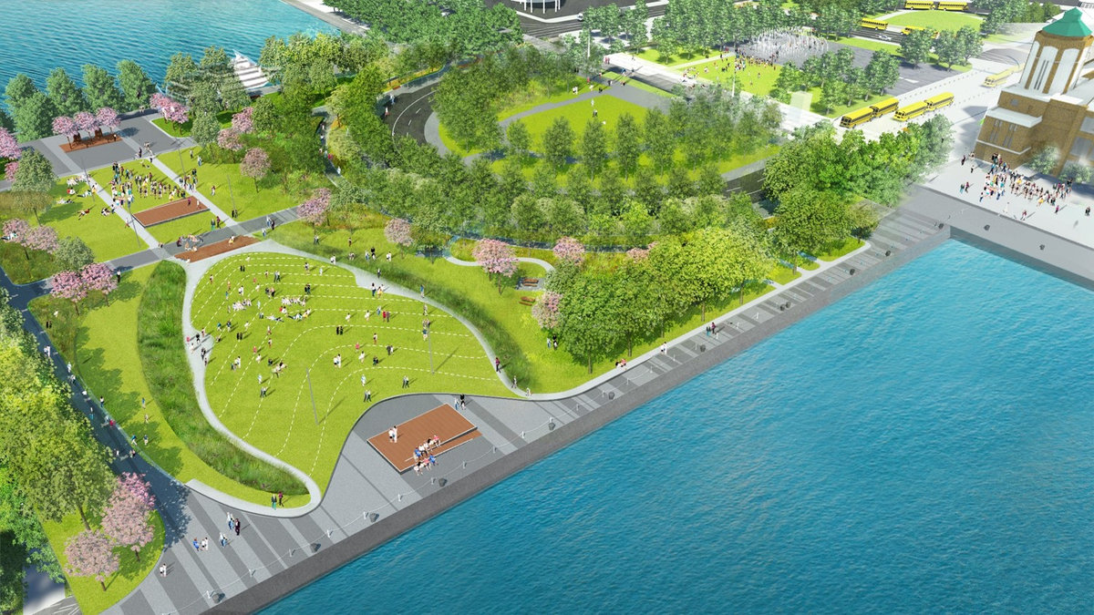 Navy Pier's Polk Bros Park To Offer New Outdoor Concert Space For Chicagoans