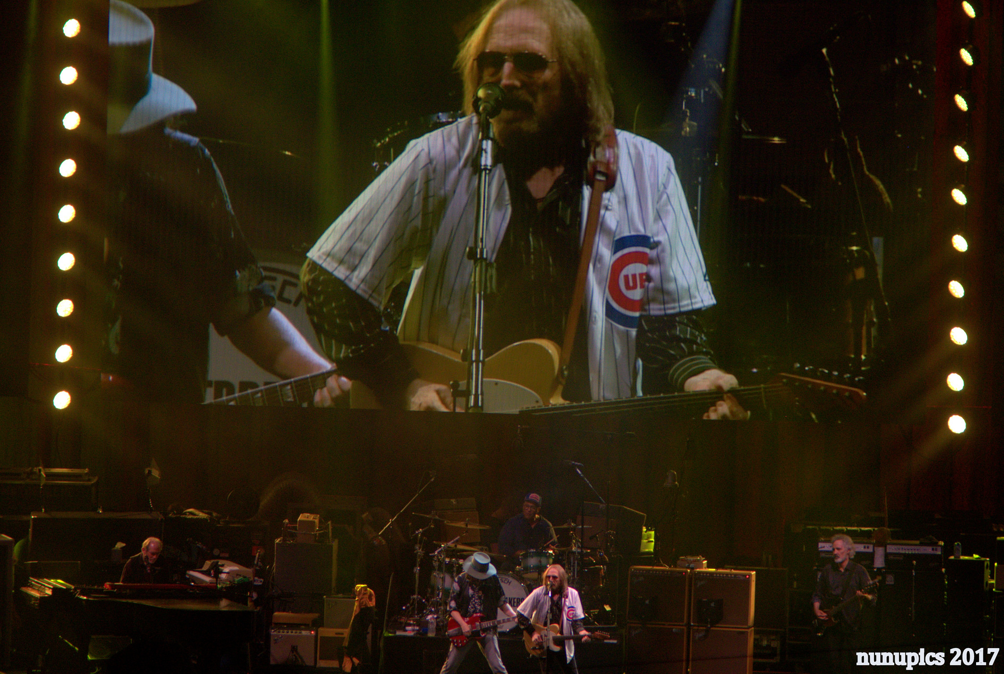 Tom Petty & Chris Stapleton Make Perfect Pair At Wrigley