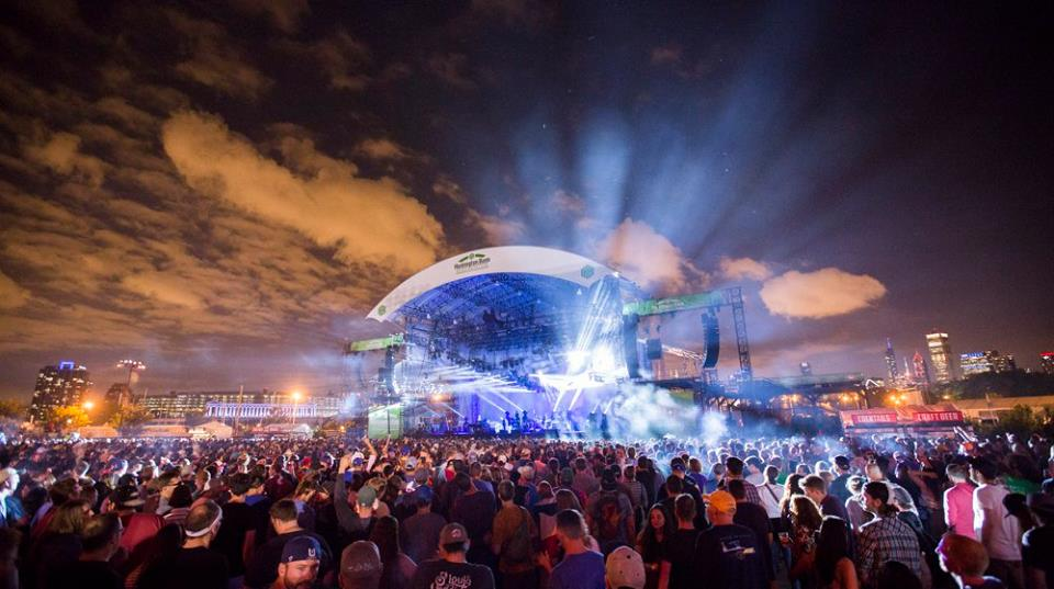 Five Big Thoughts On Three Big Phish Shows | Northerly Island 2017