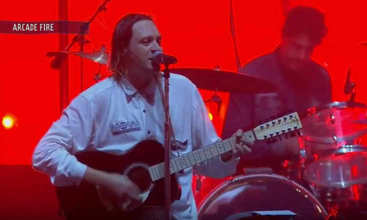 On TV   Arcade Fire's Full Set At Lollapalooza