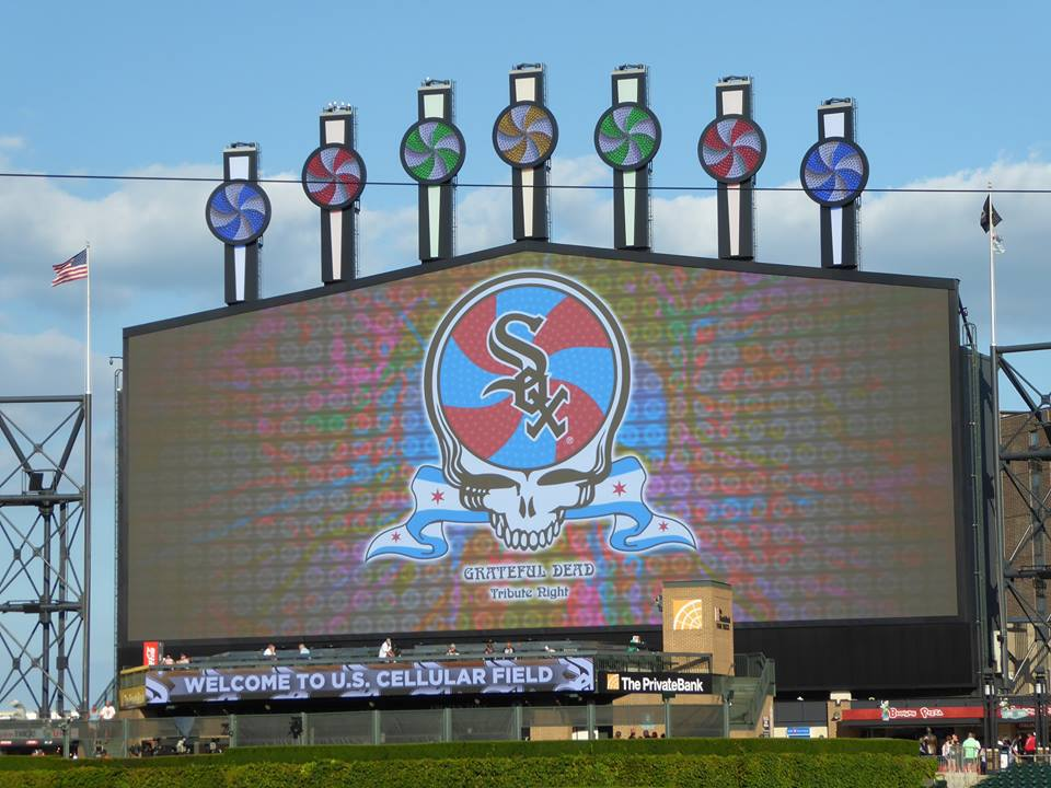 Grateful Dead Night To Return To White Sox Park In 2017
