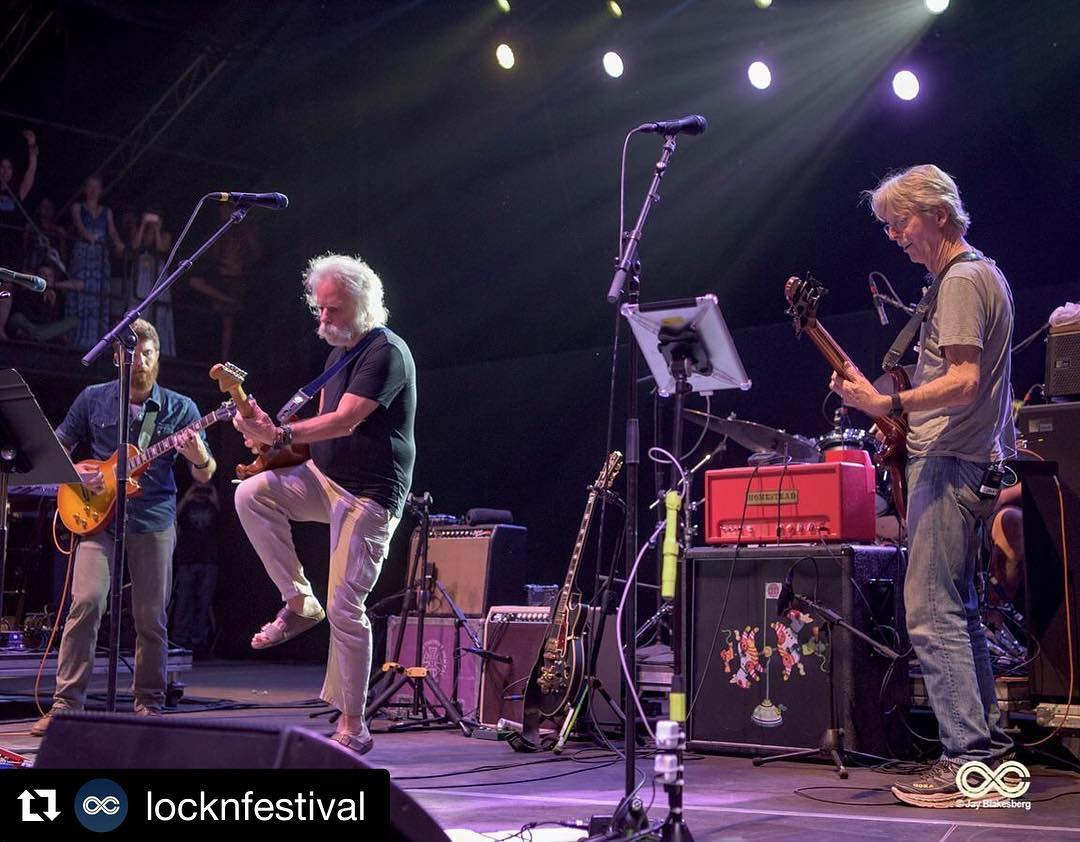 Videos | Phil & Bob In Many Forms @ Lockn '17