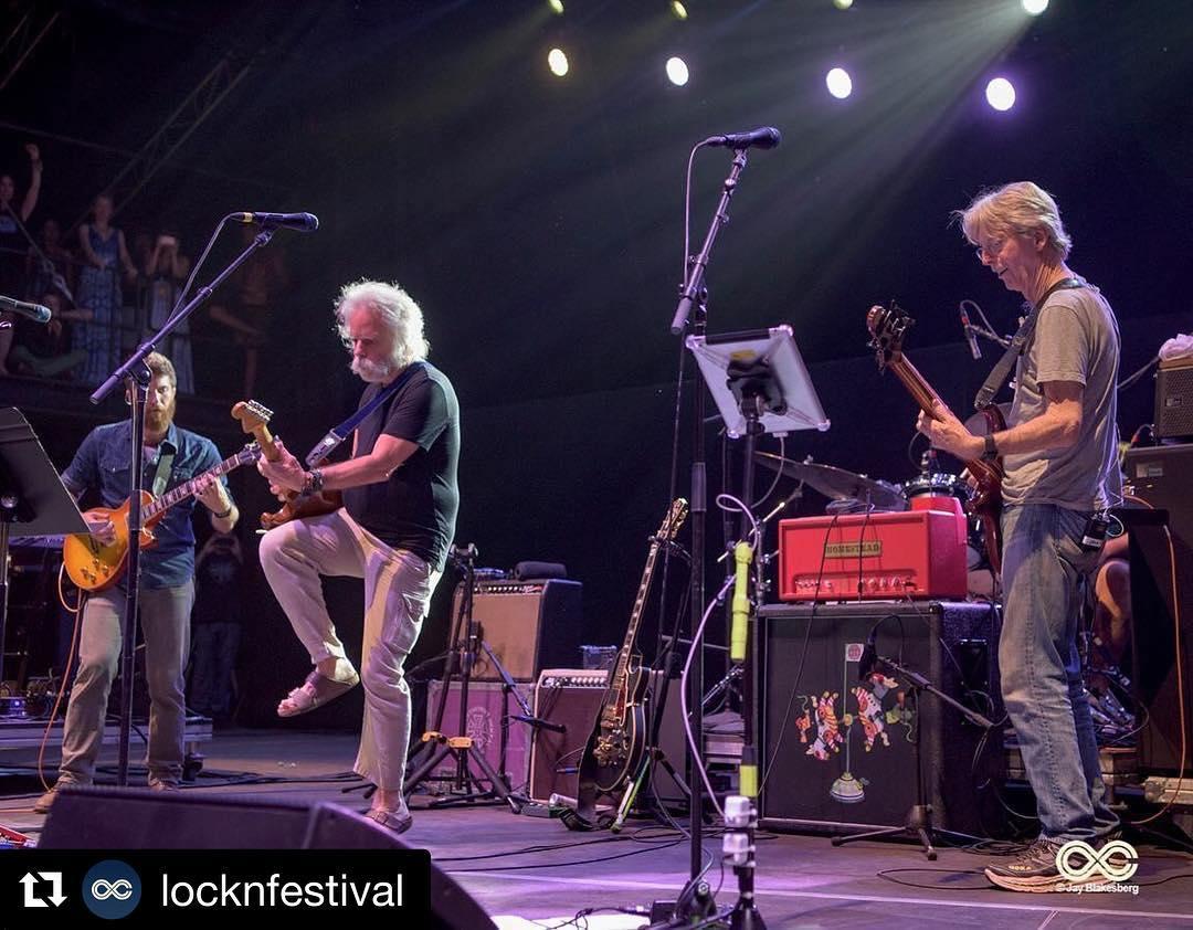 Videos | Phil & Bob In Many Forms @ Lockn '17