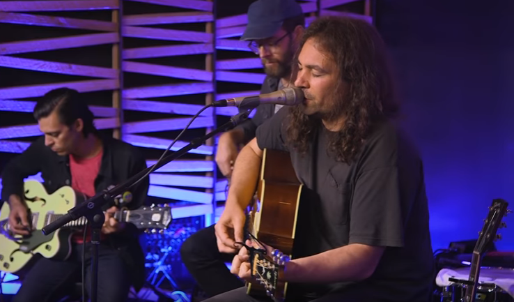 On TV | War On Drugs Perform KFOG Private Concert