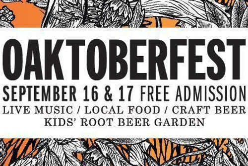 FESTIVAL WATCH | Oaktoberfest