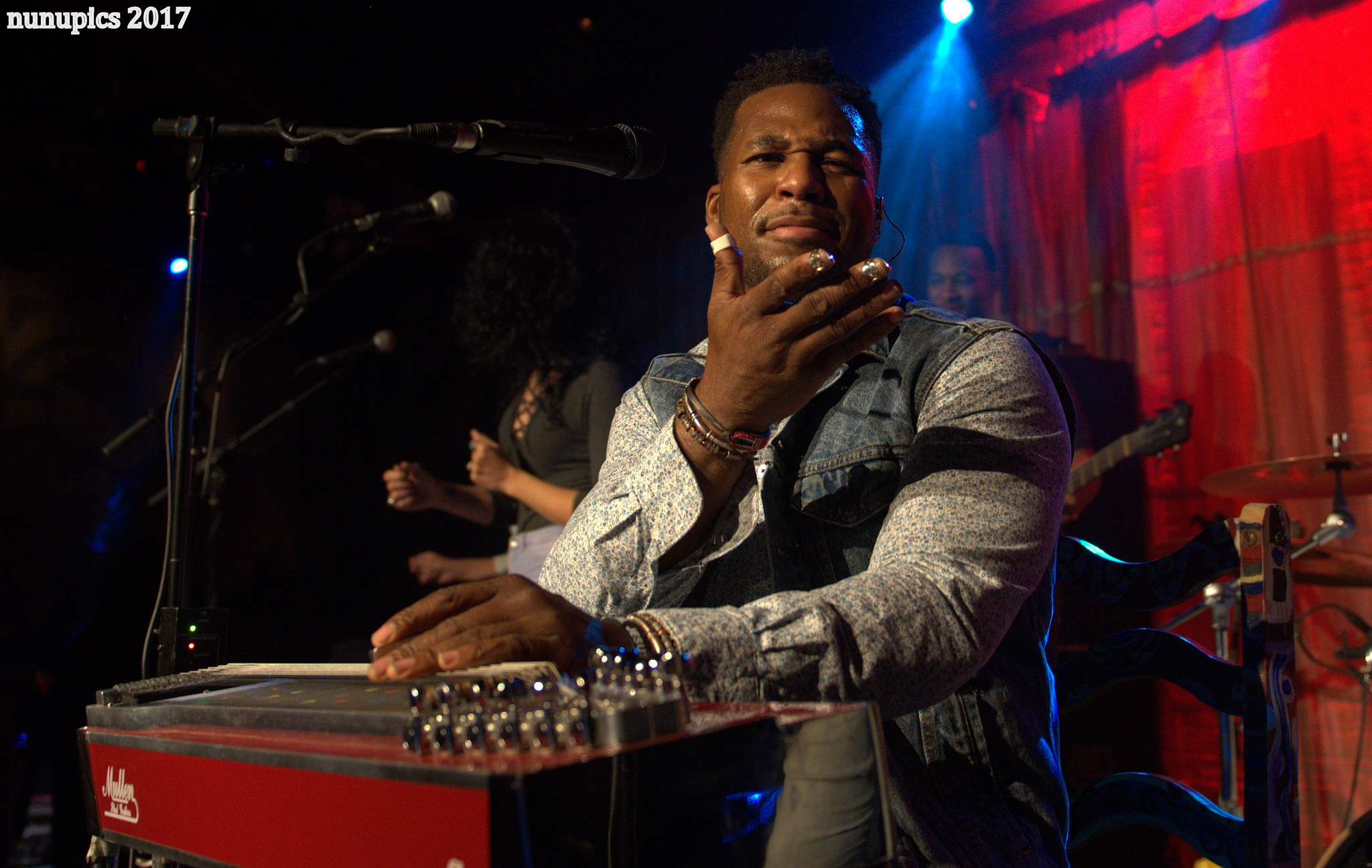 Robert Randolph Brings Down The House In Evanston [Photos / Video]