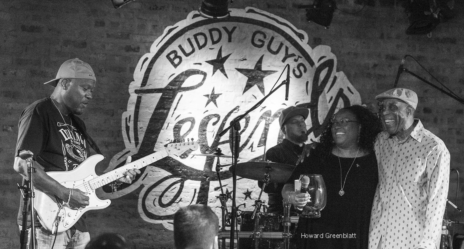 Photo Gallery | Sons & Daughters Of The Blues @ Buddy Guy's Legends