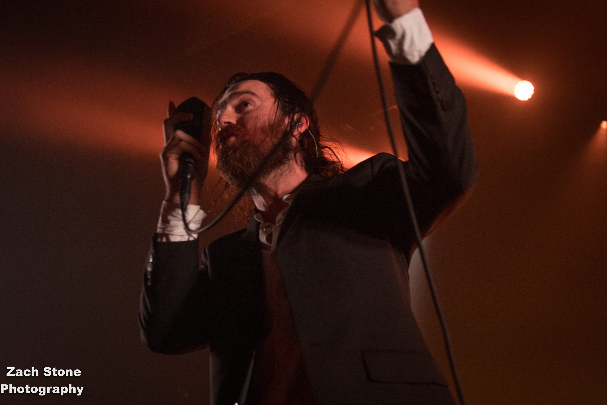 Photos / Recap | Nick Murphy @ The Vic 9/29/17