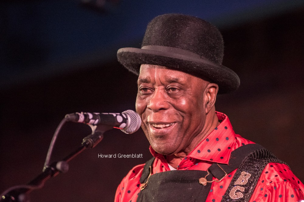 Buddy Guy Announces 2018 Legends Residency