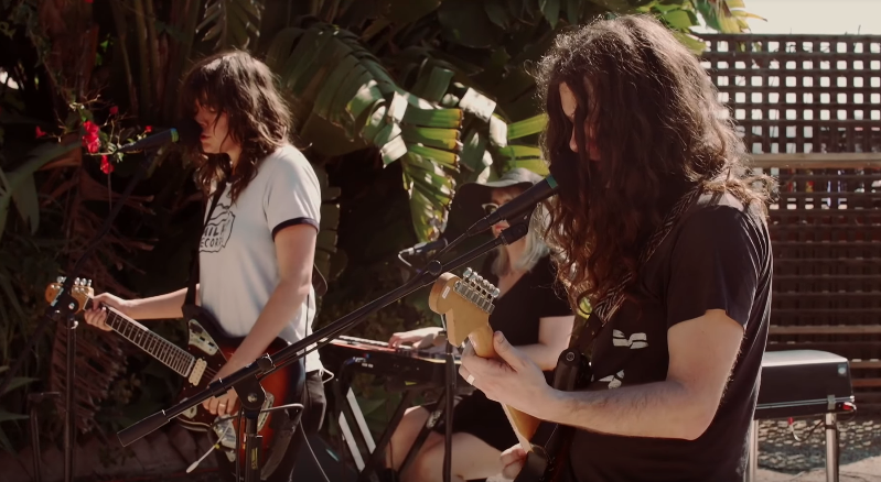 On TV | Courtney Barnett and Kurt Vile's 'Sea Lice by the Seaside'