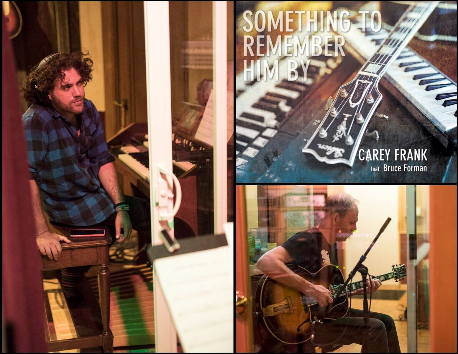 EXCLUSIVE PREMIERE | Carey Frank's Something To Remember Him By